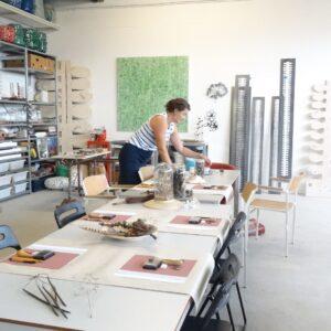 Open atelier & Workshop